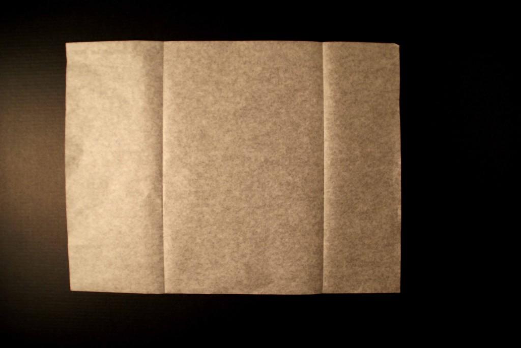 Papiertüte 1