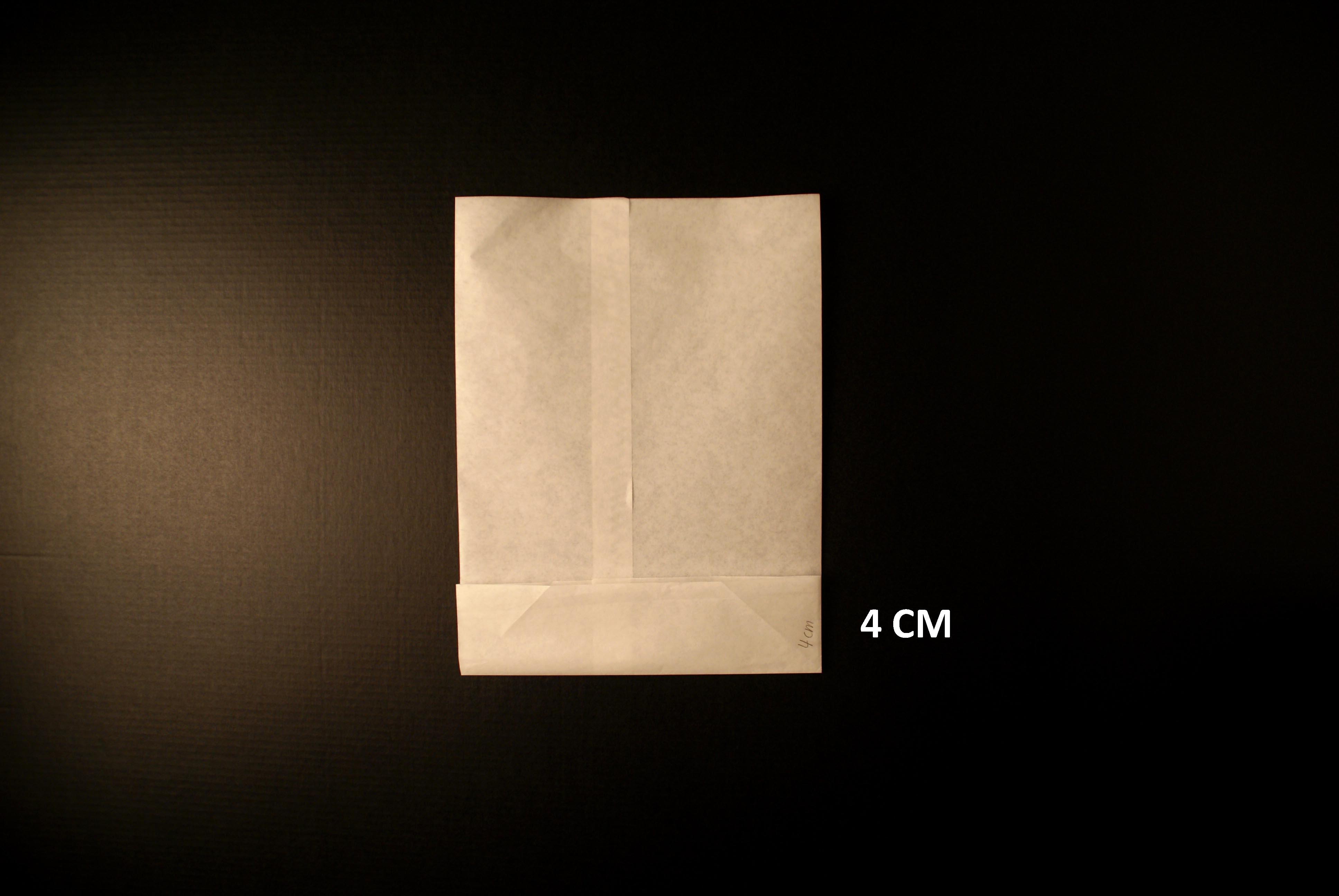 Häufig Selbstgebastelte Papiertüten zum Verschenken KW51