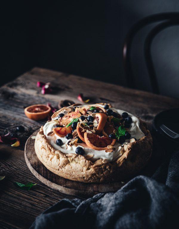 brandteig cheesecake