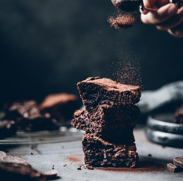 kokosnuss-brownies